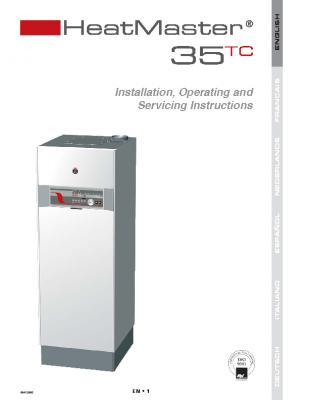 ACV HeatMaster 35TC