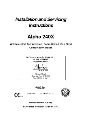 Alpha 240 X 47-532-13