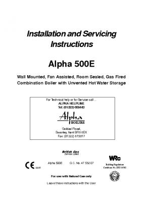 Alpha 500 E 47-532-07