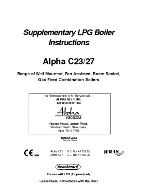 Alpha C 23 27 47-532-22