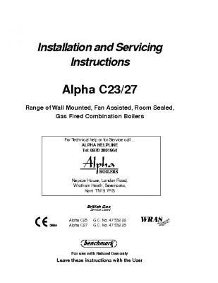 Alpha C23 47-532-22