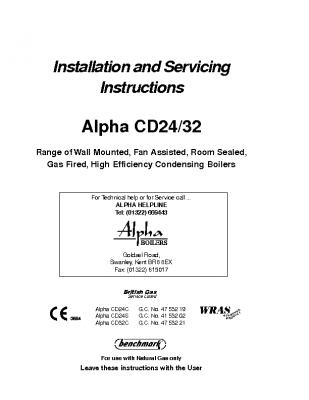Alpha CD 24 32 47-532-19