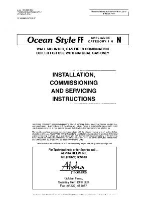 Alpha Ocean Style FF 47-532-02