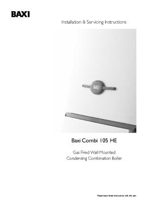 Baxi Combi 105 HE 47-075-18
