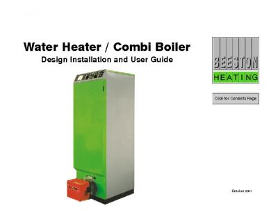 Beeston Water Heater – Combi Boiler
