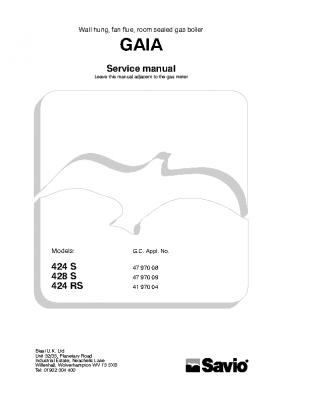 Biasi Gaia 424 S 47-970-08