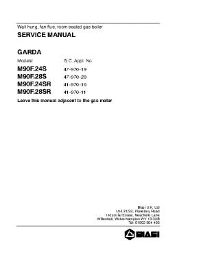 Biasi Garda M90F.24S 47-970-19