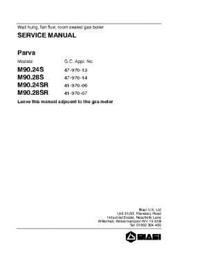 Biasi Parva M90.24S 47-970-13