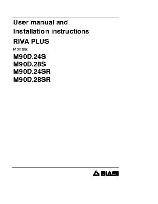 Biasis Riva Plus M90D
