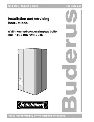 Boulter Buderus 600 – 11S 19S 24S 24C