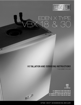 EdenVBX 18 & 30
