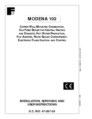 Ferroli Modena 102 47-267-24