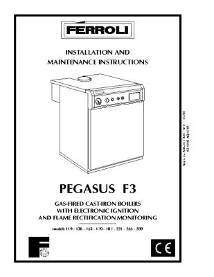Ferroli Pegasus F3
