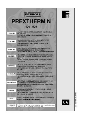 Ferroli Prextherm N