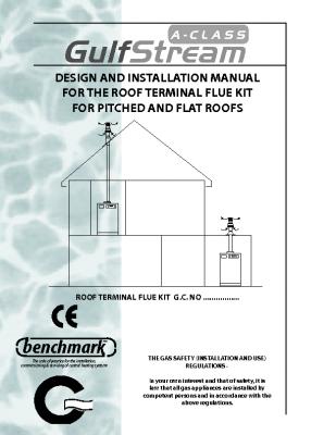 GSA-Class Roof flue