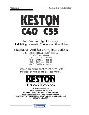 Keston C40 41-930-07