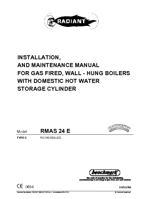 RMAS24Einstallation