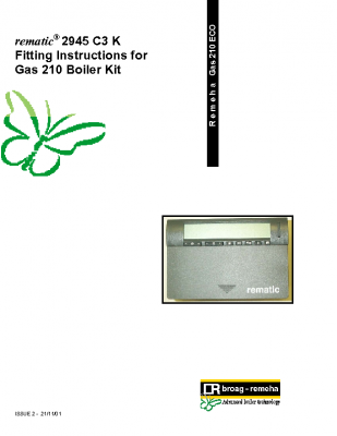 Remeha gas 210 eco